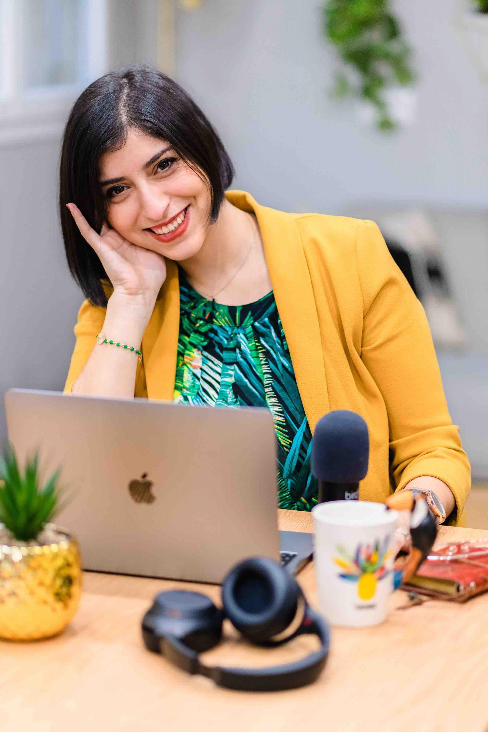 Leyla coach business Fruit de ta Passion